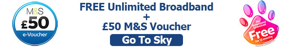 Sky broadband deals at BroadbandExposed