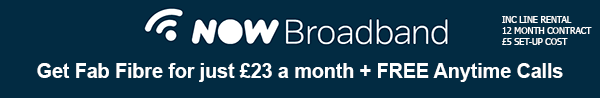 Sky Now broadband deals