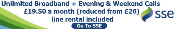 SSE broadband deals at BroadbandExposed